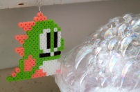 Bubble Bobble Green